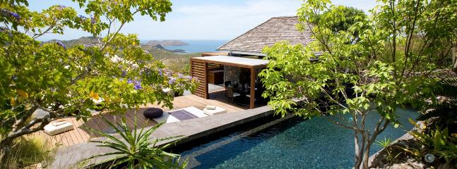 SPECIAL OFFER: St. Barths Villa 228 A Few Minutes From The Capital Gustavia And The Beautiful Pristine Beaches. - Lurin vacation rentals