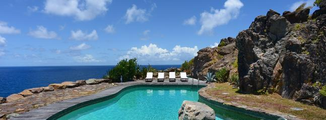 SPECIAL OFFER: St. Barths Villa 230 An Exceptional Property Located In The Private Estate Of Domaine Du Levant In Petit Cul De S - Petit Cul de Sac vacation rentals