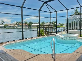 Stylish, waterfront house w/ everything from a pool table to a heated pool - Marco Island vacation rentals