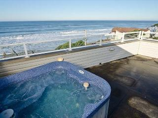 Beautiful OceanView Home with Hot Tub Just South of Lincoln City - Depoe Bay vacation rentals