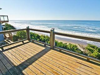 Oceanfront Home has Multiple Decks, Stellar Views - Gleneden Beach vacation rentals