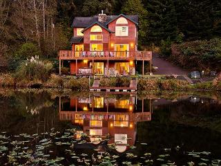 Gorgeous Lakefront Home with Lakeview Hot Tub - Otis vacation rentals