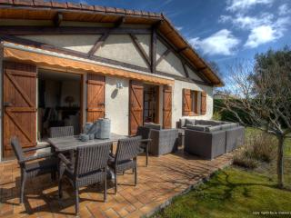 luxurious 6 person villa in Vielle St Girons - Landes vacation rentals