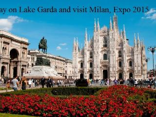 Visit the Expo, stay on lake Garda  2/7 pax +dog - Moniga del Garda vacation rentals
