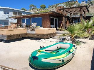 PRICES SLASHED!! Beach House on the Sand! Sleeps 9  #601 - Capistrano Beach vacation rentals