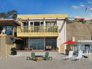 RATES REDUCED! Family Beach House On The Sand! Sleeps 11 to 21 #095U - Capistrano Beach vacation rentals