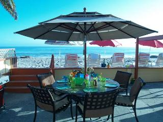 Beach House on the Sand! $375 - $460 per night! Sleeps 10 to 20! (173) - Dana Point vacation rentals