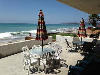 Beach Condo Right on the Sand- MONTHLY $6900 to $18,000!  061 - Capistrano Beach vacation rentals