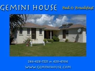 Gemini House Bed & Breakfast Barbados B&B - Christ Church vacation rentals