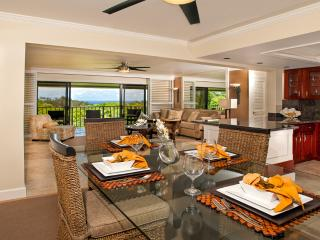 Resort pool, private balcony, lush garden - Princeville vacation rentals