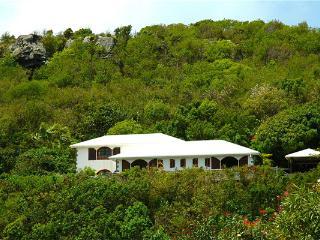 Attractive South American style villa with views over Grand de Sac WV KDY - Marigot vacation rentals