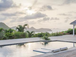 Located in Petite Saline with views of the ocean WV GAN - Saint Barthelemy vacation rentals