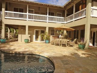 Tranquility House - 8br home w/ pool, jacuzzi - Kailua vacation rentals