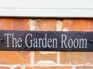 The Garden Room - Bury Saint Edmunds vacation rentals