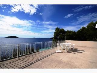 Apartment Pamy 1 for 8 with terrace and air conditioning - Blato vacation rentals