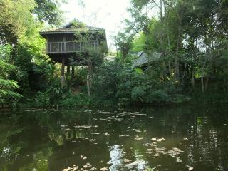 Wooden Lakeside Stilt-House - Chiang Mai Province vacation rentals