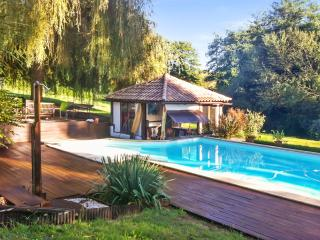 Spectacular 18th century farmhouse in the Landes, Aquitaine, with 6 bedrooms, garden & private pool - Pouillon vacation rentals