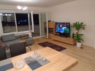 Modern flat in Klagenfurt, Carinthia, with 1 bedroom, balcony & mountain views, near lake Wörthersee - Carinthia vacation rentals