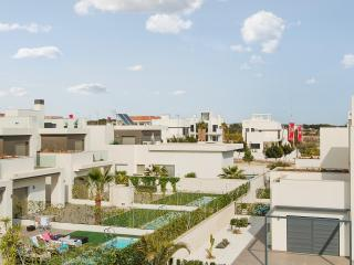 Eivissa - Stylish villa near Guardamar with rooftop sun deck, air con, WiFi & private pool, sleeps 4 - Ciudad Quesada vacation rentals