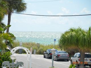 Twins Apts: 2-Bedroom Apartment with Gulf View - Treasure Island vacation rentals