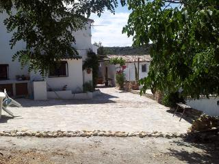 Olive Grove Farmhouse Cottage - Self Catering - Province of Granada vacation rentals