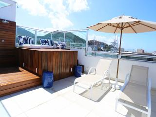 Ipanema One Bedroom Penthouse With Panoramic Views - #599 - World vacation rentals