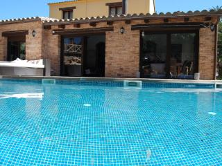 NEW: Romantic Villa with Large Pool and Sea View - Calonge vacation rentals