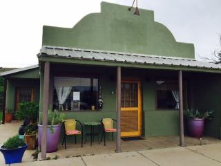 "The Historic ""Bottle House"" dtown Alpine, by Marfa - Alpine vacation rentals"
