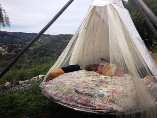Floating Bed Glamping in Nature - Topanga vacation rentals