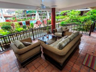 2Bdr Ground Level Apt BchFrt Pool View Patong 312 - Patong vacation rentals