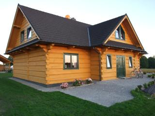 Luxurious timber cottage with sauna, countryside - Kolczewo vacation rentals
