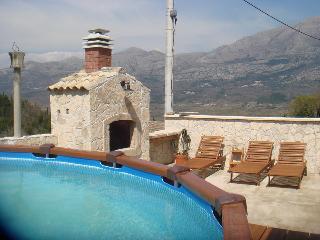 APARTMENT BAULE WITH POOL - Cavtat vacation rentals