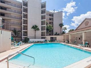 Beach Front Upgraded Condo, 3 Bedroom, 2 Bath, WIFI, Large Private Balcony - Saint Augustine Beach vacation rentals