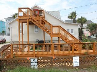 4 Bedroom Cottage by the Beach - Only Steps to Beach - Pet Friendly - Saint Augustine vacation rentals