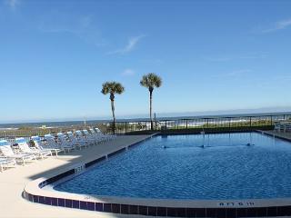 Sand Dollar III, 103 - Ocean Front Ground Floor Condo, Wifi, Beach Front Pool - Saint Augustine vacation rentals