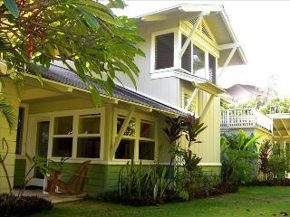 Alealea Banana Beach House - Kauai vacation rentals