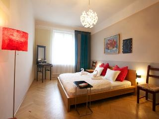 Grand Art Deco Apartment Spanelska, Wenceslas Sq - Bohemia vacation rentals