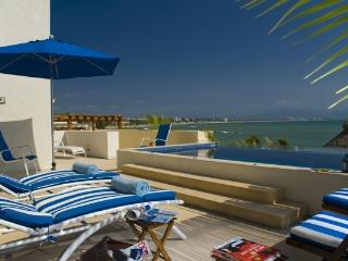 Luxury Oceanfront with Private Infinity Pool!!! - Bucerias vacation rentals