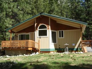 Newer Vacation Cabin Located on the Entiat River - Entiat vacation rentals