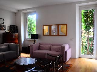 Luxury Apartment With Garden - Rome vacation rentals