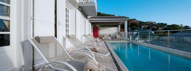 Villa Sur Le Port SPECIAL OFFER: St. Barths Villa 232 In The Heart Of Gustavia, Offering A View On The Harbour. - Gustavia vacation rentals