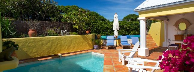 Villa Turtle SPECIAL OFFER: St. Barths Villa 234 Located In The Greatly Prized Private Estate Of Montjean, Close To Pointe Milou - Marigot vacation rentals