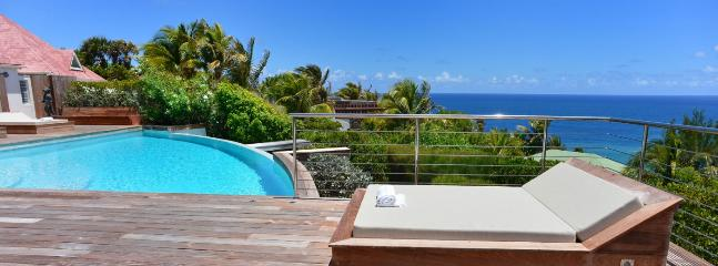 SPECIAL OFFER: St. Barths Villa 235 - Pointe Milou vacation rentals