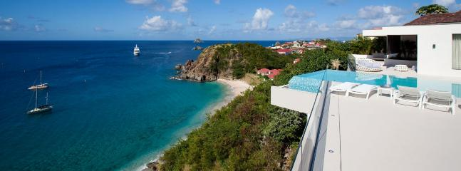 SPECIAL OFFER: St. Barths Villa 237 Hanging Above Shell Beach, This New Villa Combines All Assets Possible For An Unforgettable  - Gustavia vacation rentals