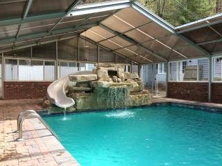 Magnificent 5BR Family Home w/ indoor/outdoor POOL - Waynesville vacation rentals