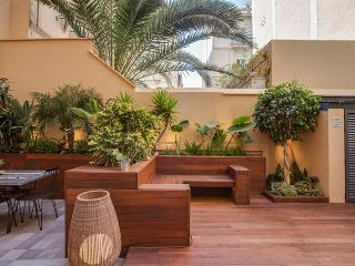 Duplex Apartment with Amazing Terrace in Gracia - Barcelona vacation rentals