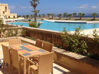 Fort Chambray Apartment with Pool And Sea View - Xemxija vacation rentals