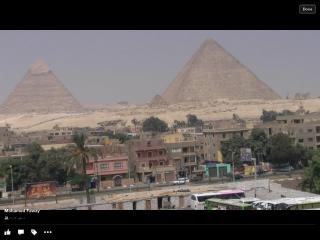 Pyramids' vista apartment - Giza vacation rentals