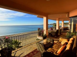 Luxury 5 Star Oceanfront El Zalate - 3400 Sft 3BR - San Jose Del Cabo vacation rentals