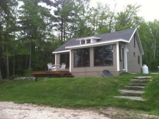 Lake front Cabin with Amazing Views - Roxbury vacation rentals